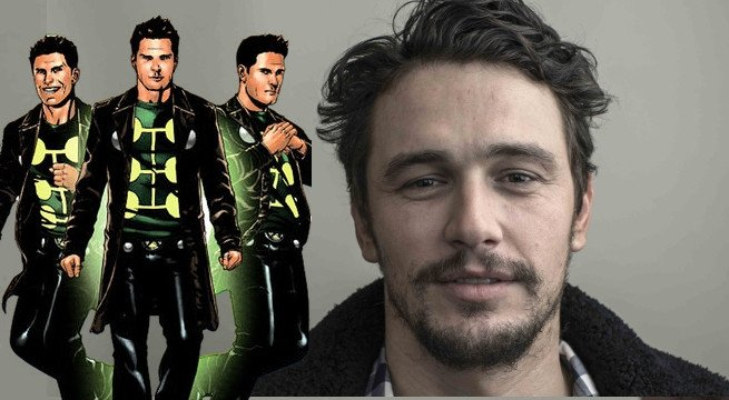 Fox Enlists Wonder Woman Scribe For Multiple Man Movie, James Franco To Star