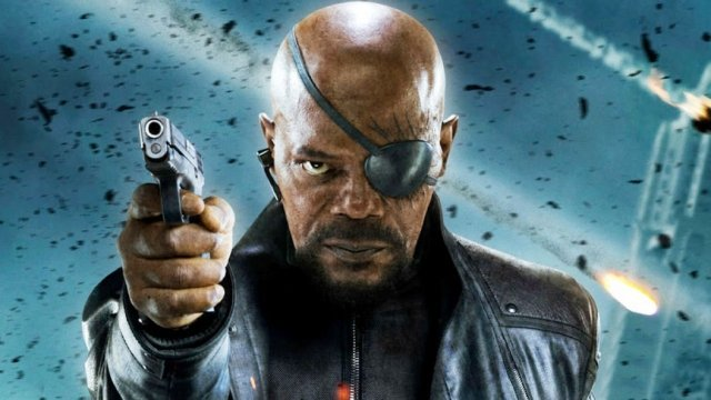 Nick Fury to be seen without eye-patch in 'Captain Marvel'