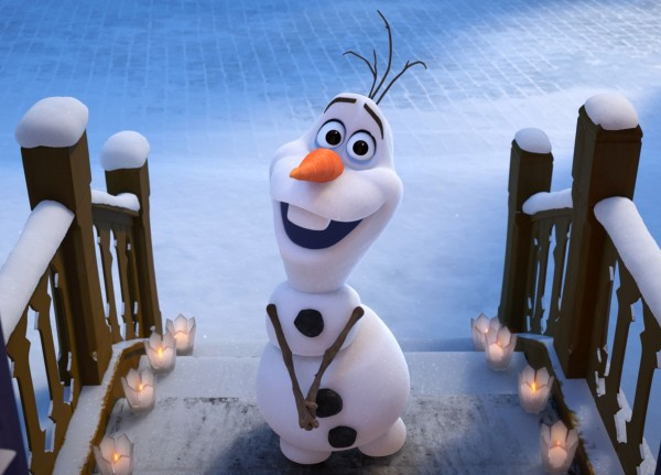 Controversial Frozen short Olaf's Frozen Adventure gets ABC air date