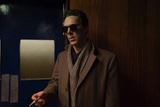 First Look At Benedict Cumberbatch In New TV Series Patrick Melrose