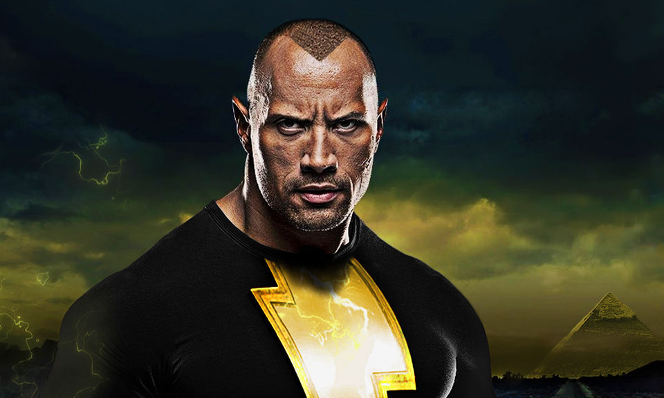 Dwayne Johnson's Black Adam To Debut In Suicide Squad 2