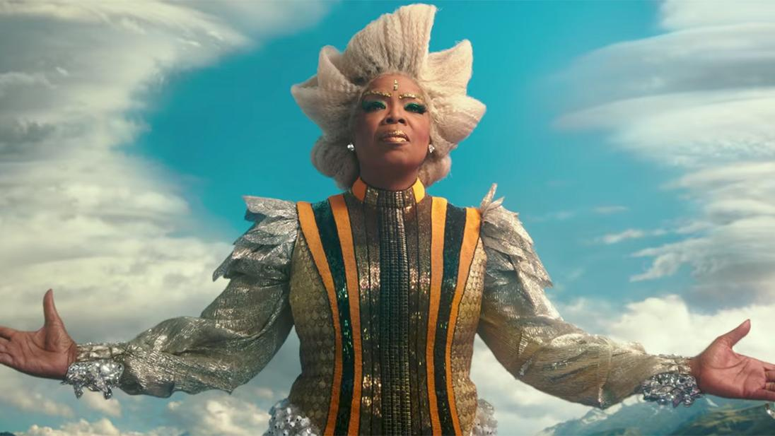Teen warriors go exploring in 'A Wrinkle in Time's new spectacular trailer