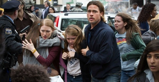 David Fincher Can't Figure Out What To Do With World War Z 2