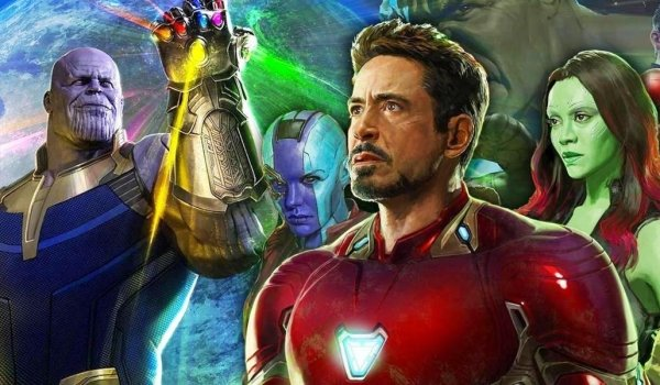 Infinity War Gets The Retro Treatment With New Fan-Made Trailer