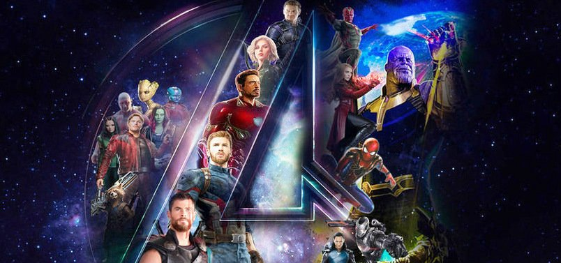 New Avengers: Infinity War Poster Finds Captain America In A Burning Wakanda