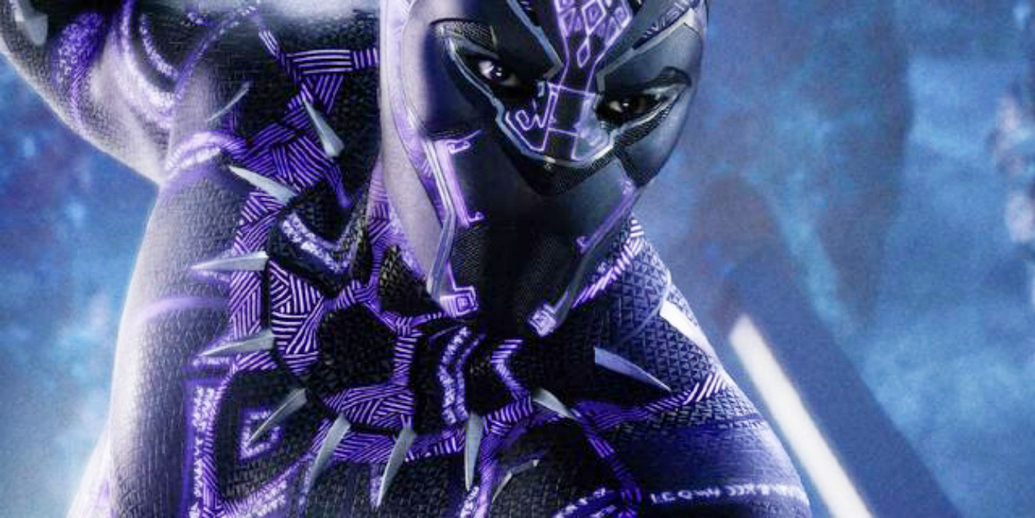 Black Panther Sports His Incredible New Costume On Empire Ma
