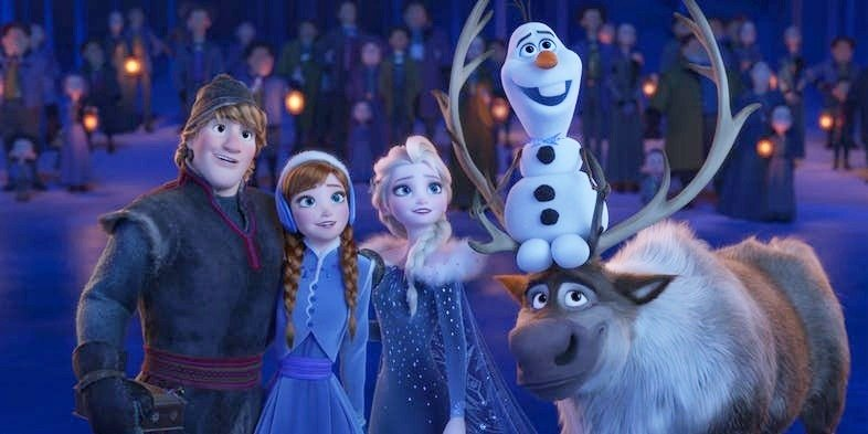 Olaf's Frozen Adventure Now Available To Purchase, Includes Several Bonus Features