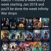 How To Catch Up On The Events Of The MCU Before Avengers: Infinity War Arrives