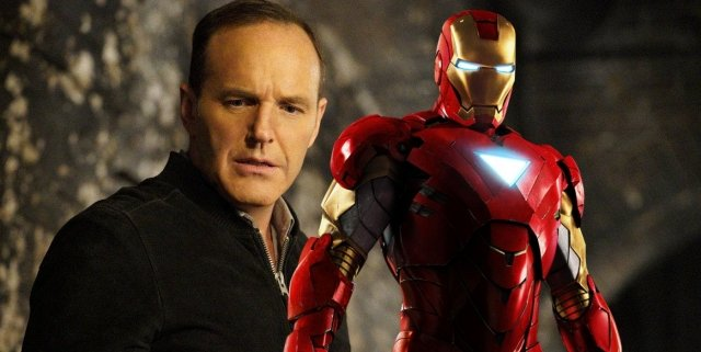 Agents of SHIELD Phil Coulson Iron Man