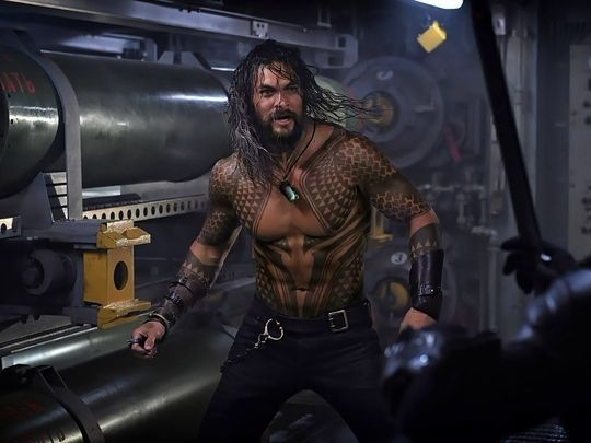 The King Of The Seven Stands Tall In Latest Aquaman Pic