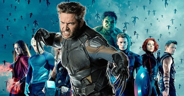 Another Fan Poster For Avengers Vs. X-Men Tees Up The Crossover To End All Crossovers