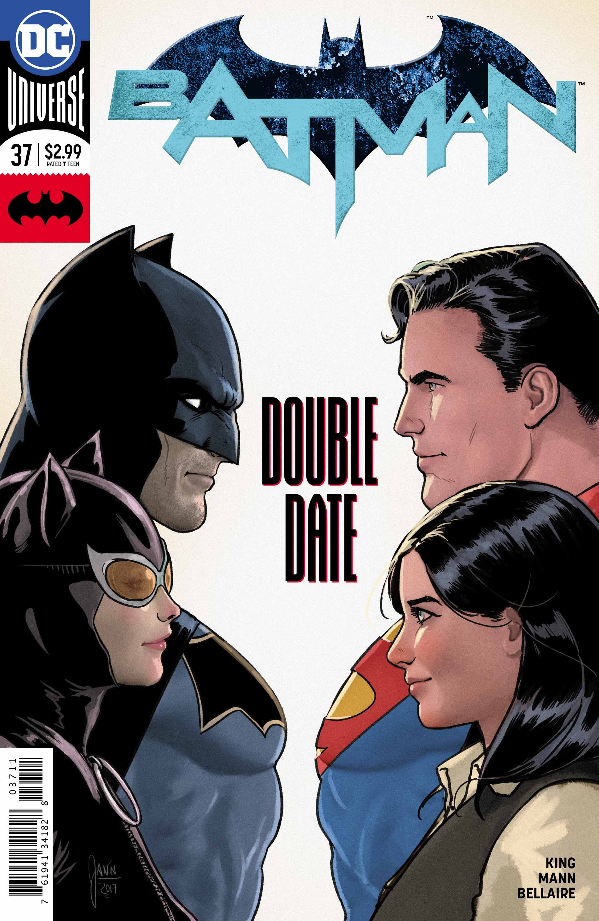 Batman And Superman Swap Costumes On Hilarious Double Date