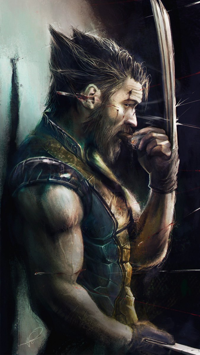 Here's What Tom Hardy Would Look Like As The MCU's Wolverine
