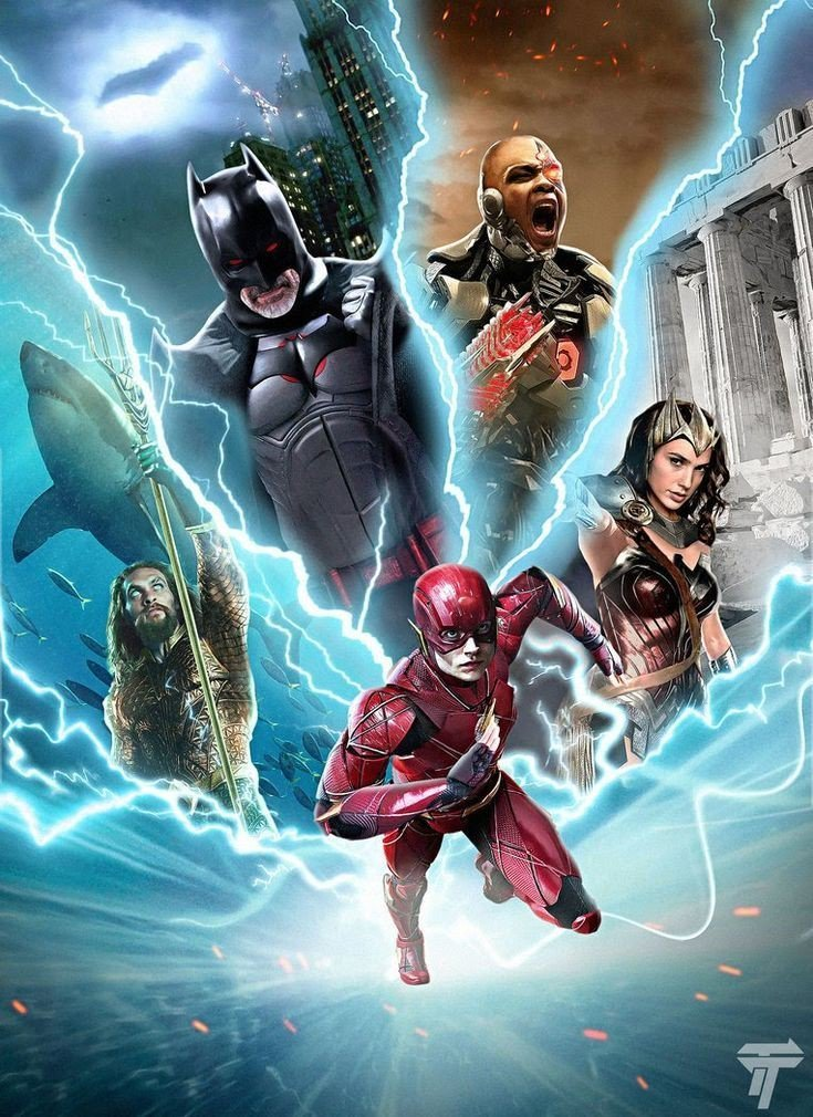 Awesome Flashpoint Poster Teases An Alternate Timeline