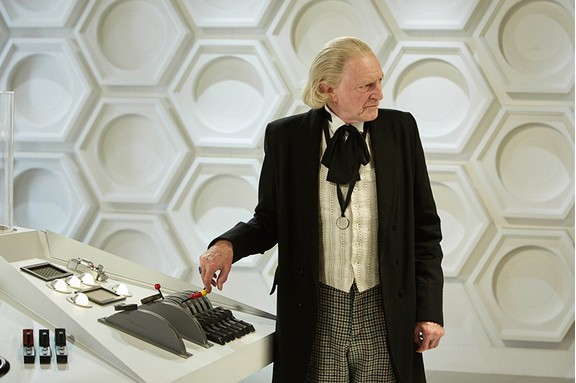 Long-Time Doctor Who Scribe Mark Gatiss Not Involved In Season 11
