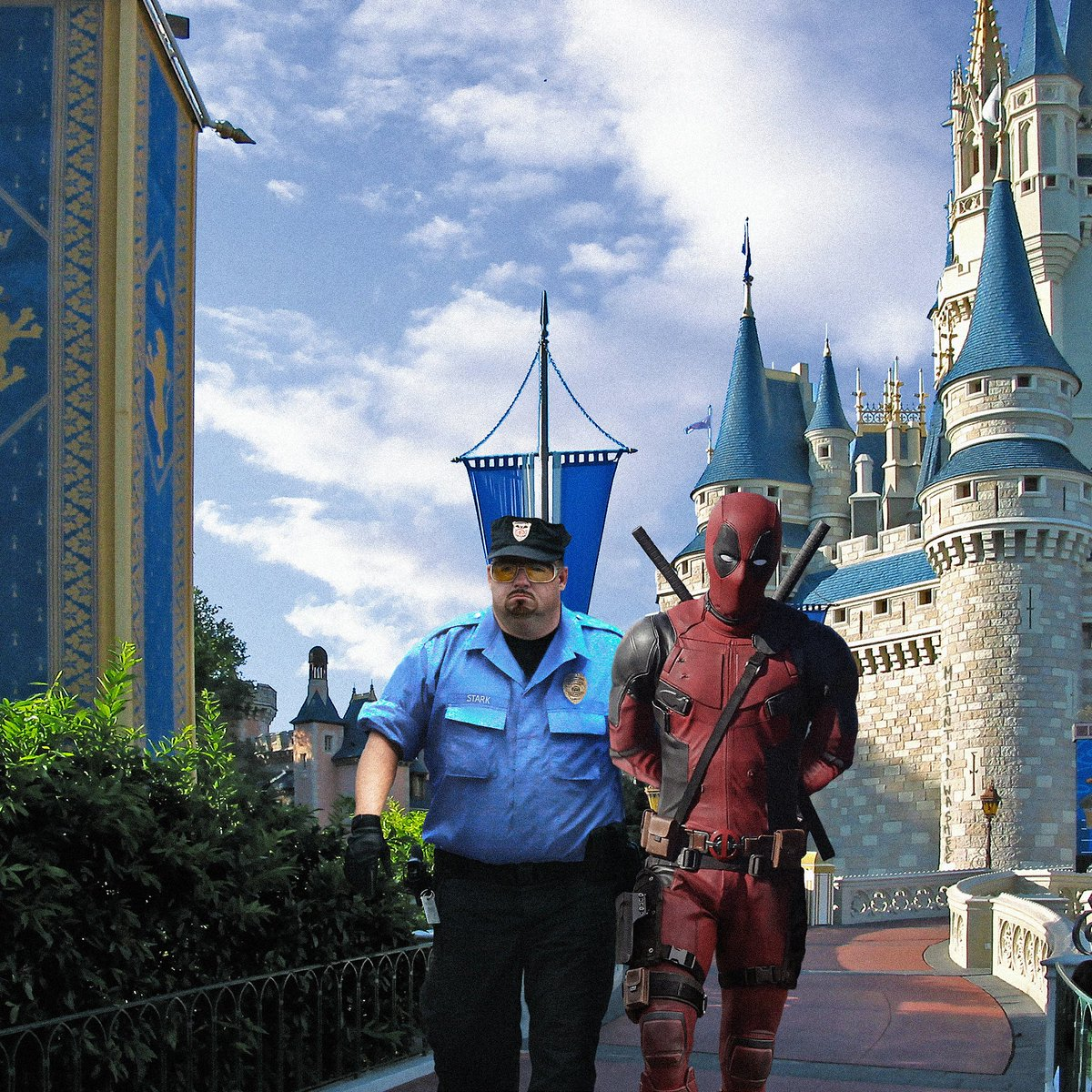 Ryan Reynolds Trolls Disney With This Cheeky Deadpool Photo