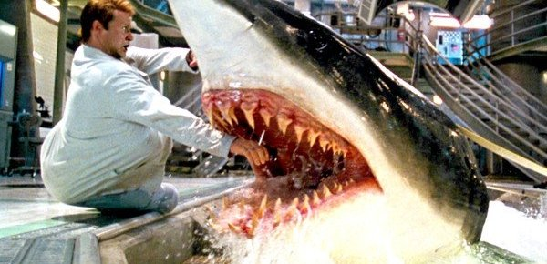 Deep Blue Sea 2 Has Been Rated R And Is Set For A 2018 Release