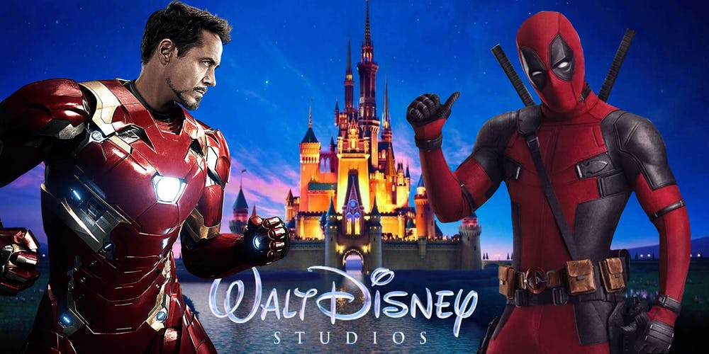 You Won't Believe How Much Of The Film Industry Disney Now Owns