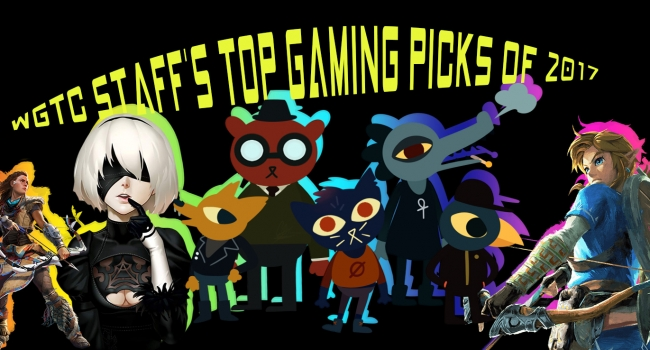 We Got This Covered's Favorite Video Games Of 2017