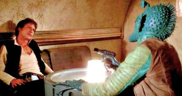 Han Solo Actually Had A Legal Right To Shoot Greedo First