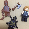 Avengers: Infinity War LEGO Set Hints At Thor's Mighty New Weapon