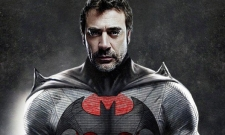 Jeffrey Dean Morgan Is Batman On Epic New Flashpoint Poster