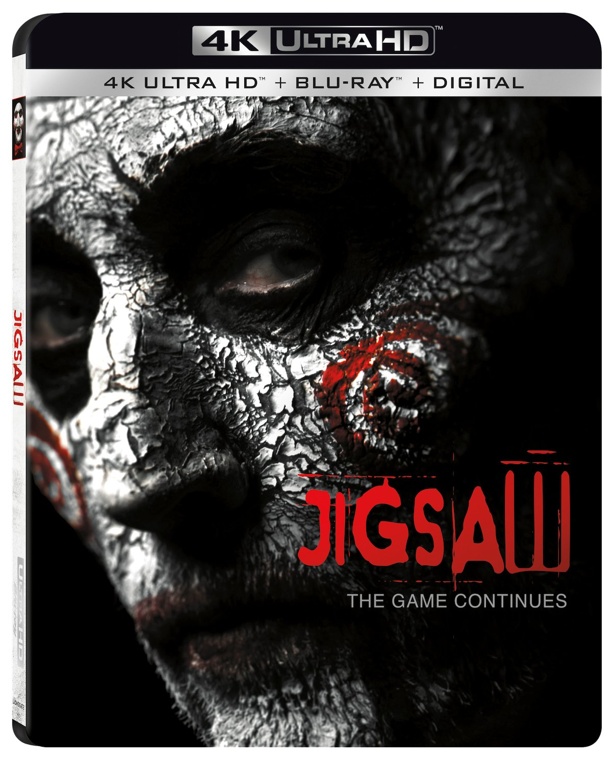 The Game Continues When Jigsaw Arrives On Blu-Ray Next Month