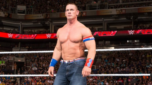 John Cena Possibly Joining Major Film Franchise