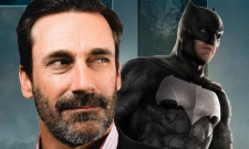 Jon Hamm's Excited By The Rumors Saying He's The Next Batman