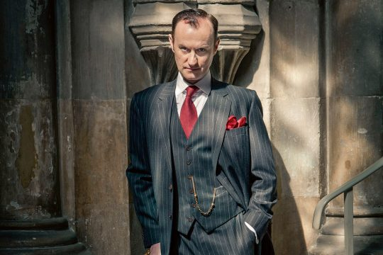 Mark Gatiss Reveals What Role He Wants To Play In His Dracula TV Series