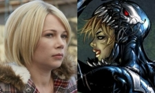 Michelle Williams Confirms Anne Weying Role In Venom