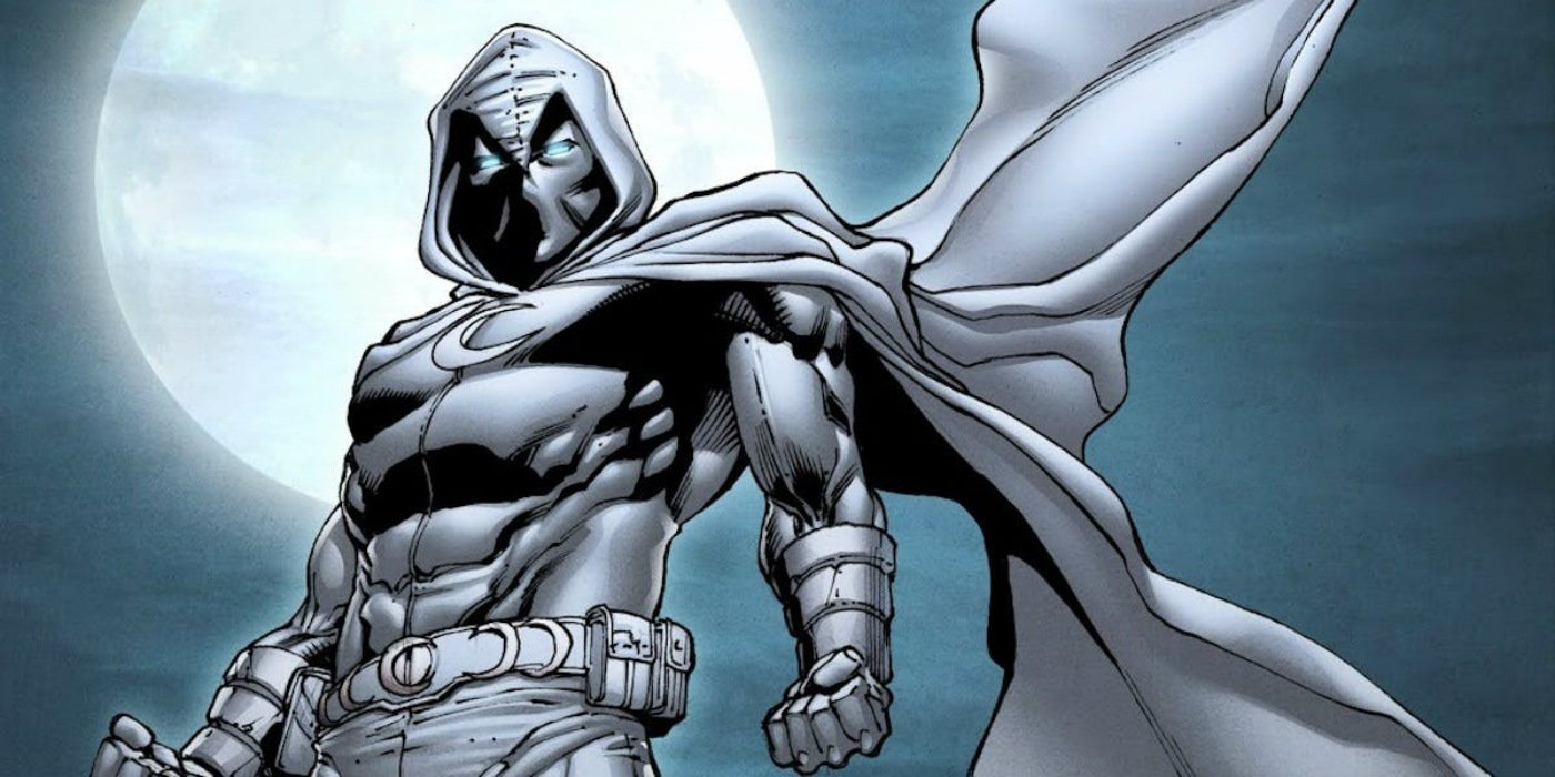 moon knight - photo #7