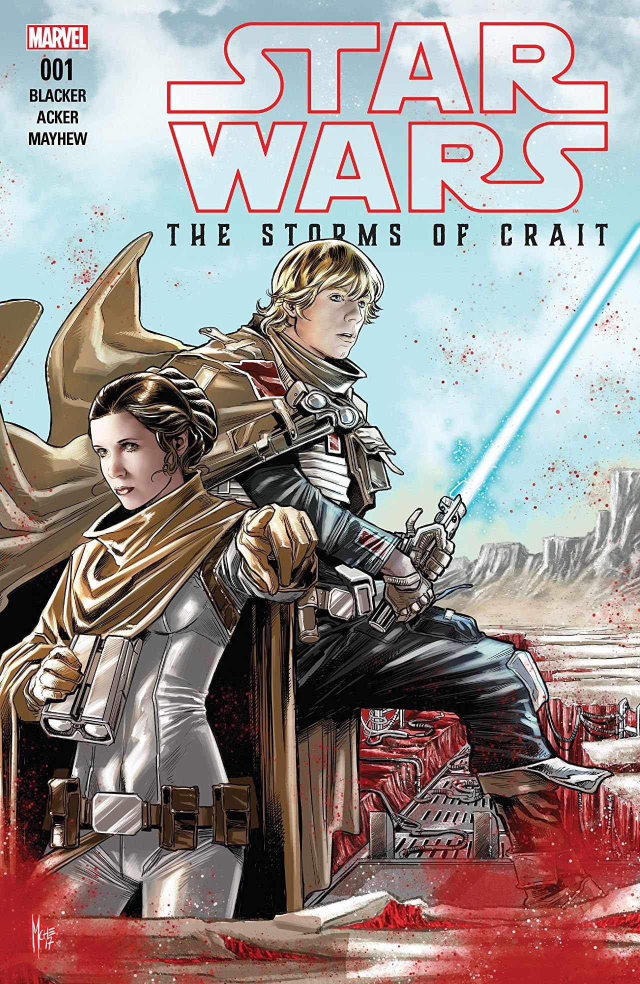 Star Wars Comic Explains The Mystery Of Crait's Abandoned Rebel Base