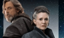No Changes Were Made To Leia's Story In The Last Jedi After Carrie Fisher's Death
