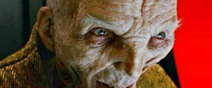 Andy Serkis Wishes Snoke Had Survived Star Wars: The Last Jedi