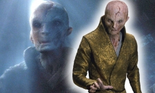 """Andy Serkis Would Be """"Very Happy"""" To Return As Snoke In Star Wars: Episode IX"""