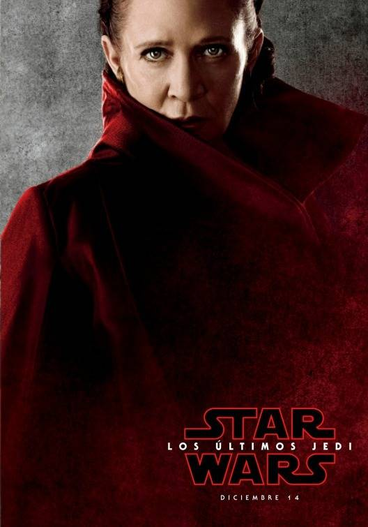 International Posters For Star Wars: The Last Jedi Rally The Resistance; New Chinese Trailer Drops