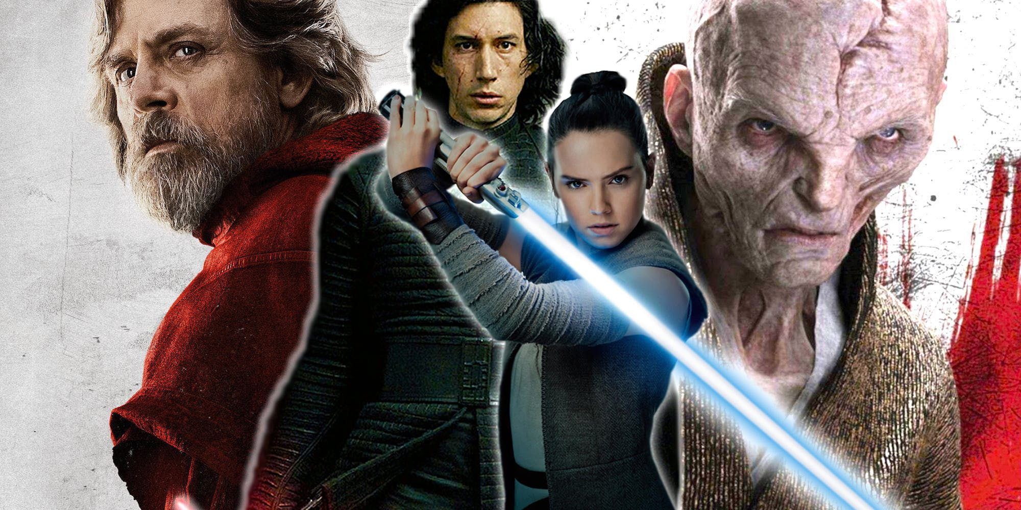 Star Wars: The Last Jedi Blasts Off With A Massive Opening Weekend