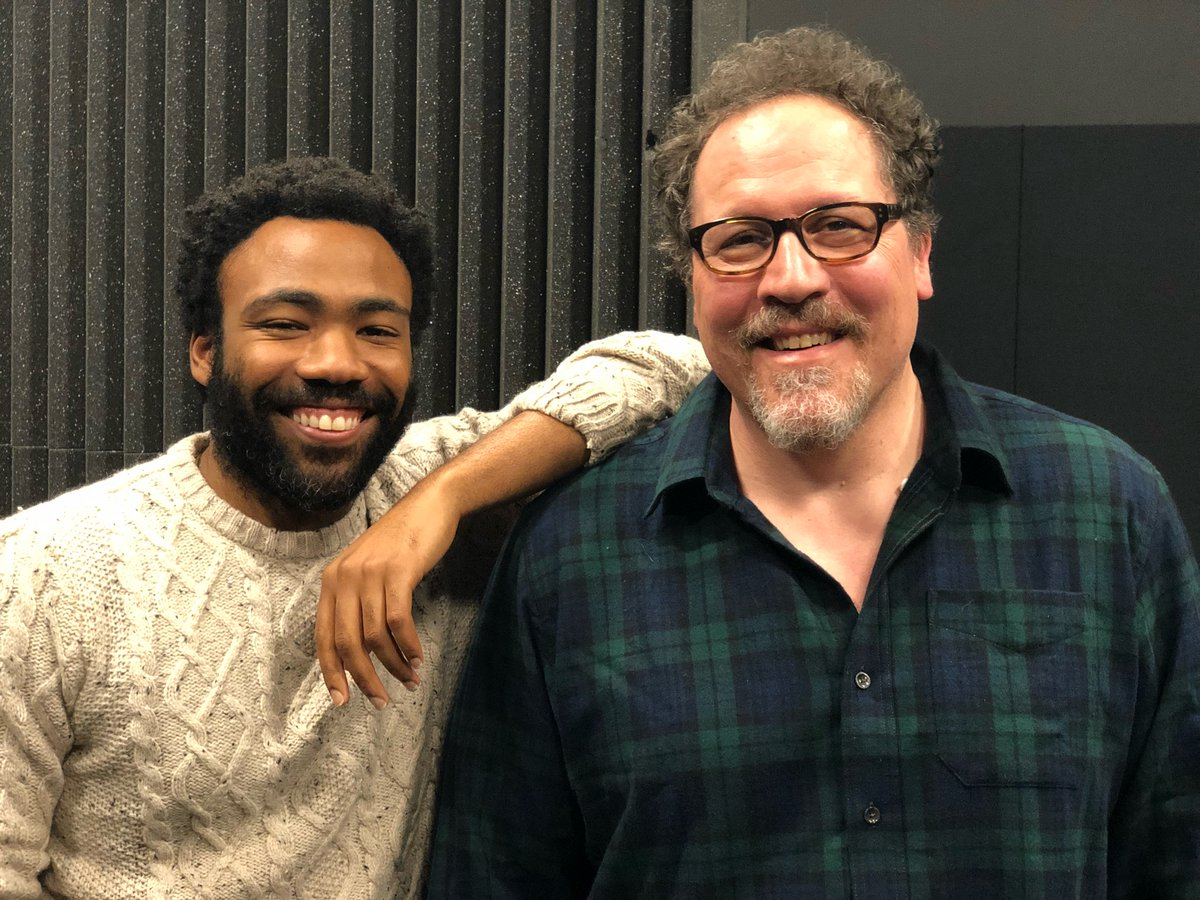 Lion King: Favreau and Glover Mark Simba's Return