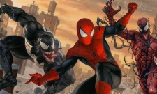 Spider-Man with Venom and Carnage