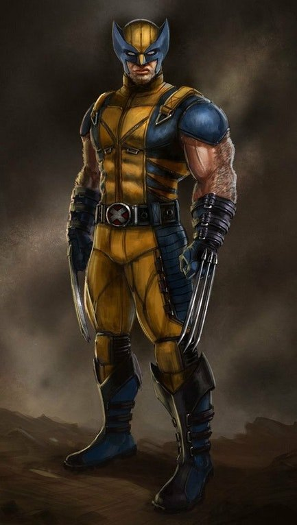 An MCU Version Of Wolverine? New Fan Art Renders The Crossover We All Want To See