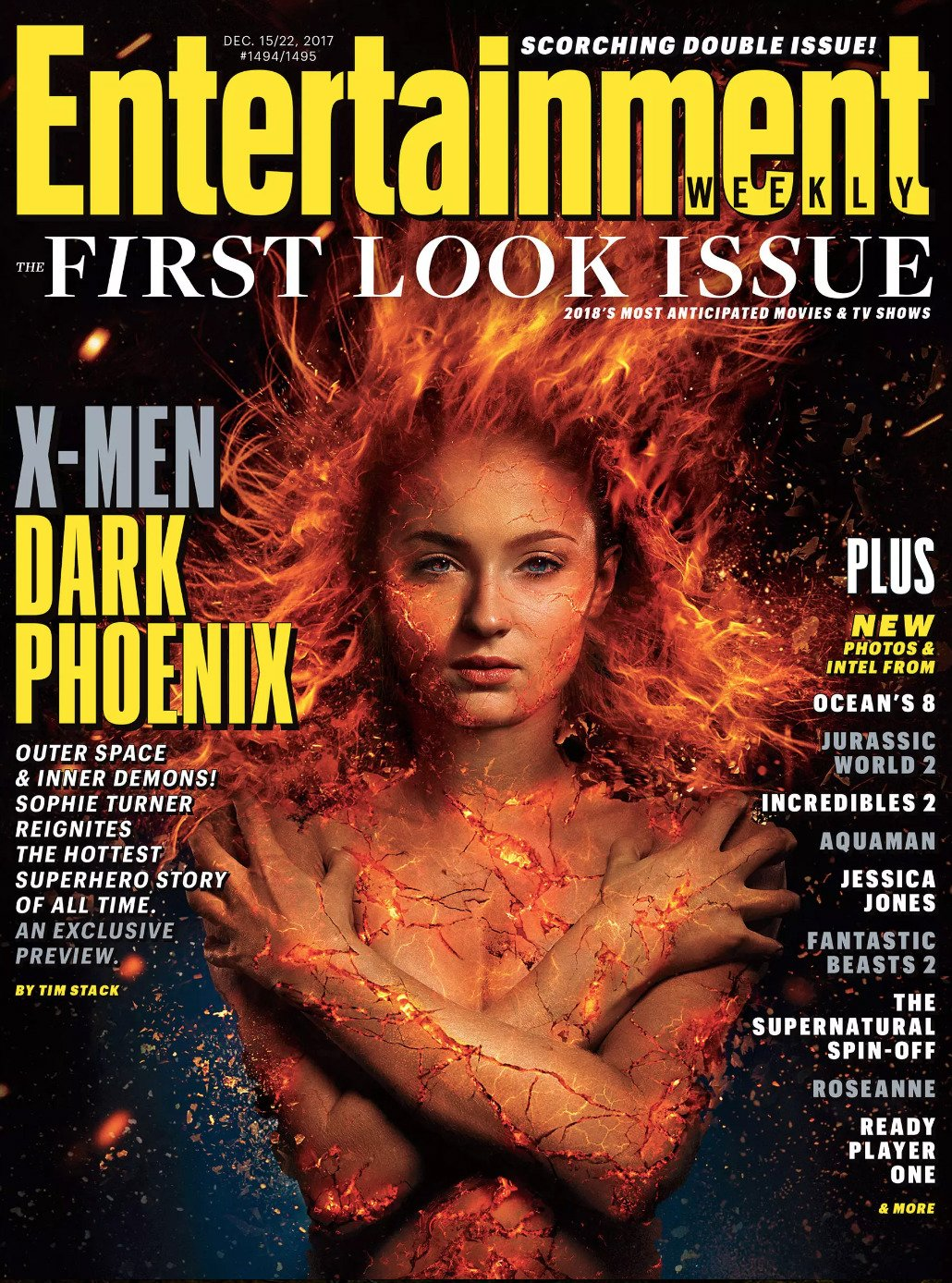 Director Simon Kinberg And Jessica Chastain Shed Some Light On Dark Phoenix's Shape-Shifting Villain