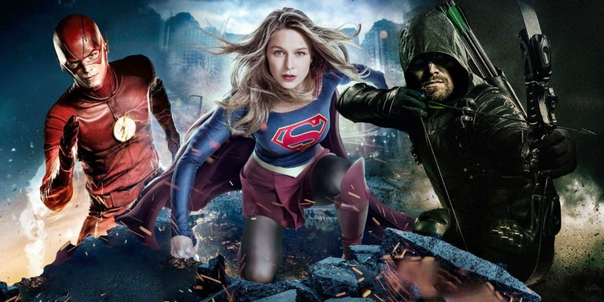 The Heroes Of The Arrowverse Suit Up In New Promo