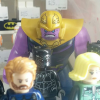 Avengers: Infinity War LEGO Figures Reveal New Look For Thanos