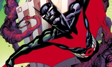 Exclusive Preview: It's Schway Time In Batman Beyond #15