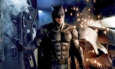 Justice League: Concept Art For Batman's Tactical Suit Emerges From The Shadows