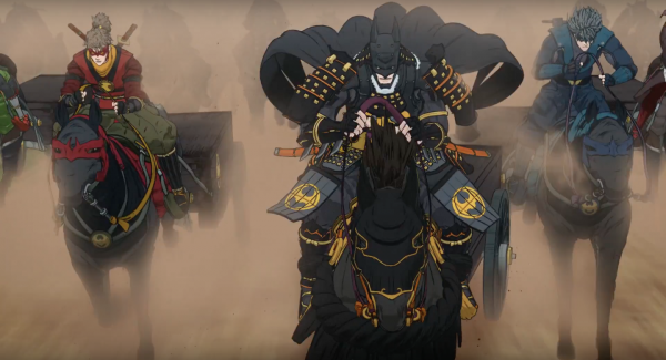 Batman Ninja Continues To Impress With Second Trailer