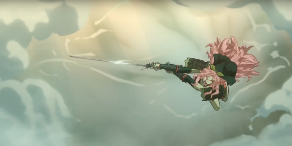 This Batman Ninja Trailer Is Weird And Amazing In All The Right Ways