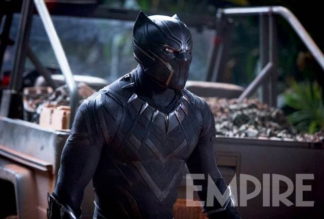 T'Challa Adorns An LA Billboard As Black Panther Creeps Closer To Release