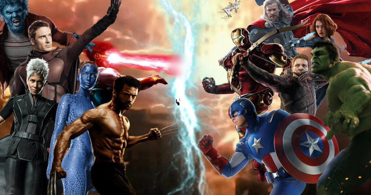 Wolverine Meets The Avengers On Awesome New Poster